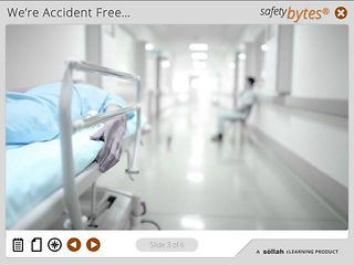 SafetyBytes® - Close Calls (Non-Reported Incidents)