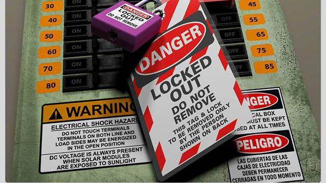 SafetyBytes® - De-energizing/Re-energizing Electrical Equipment