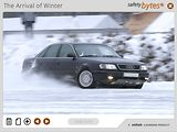 SafetyBytes® - Exiting and Entering Your Vehicle in The Winter