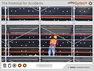 SafetyBytes® - Fall Related Hazards