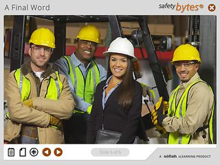 SafetyBytes® Forklift Safety: Gauges And Indicator Lights