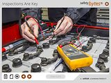 SafetyBytes® Forklift Safety: Operational Inspection for Battery-Powered Engines
