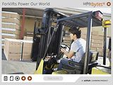 SafetyBytes® - Forklift Safety: Setting Down a Load
