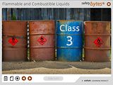SafetyBytes® - Hazard Class 3 - Flammable and Combustible Liquids