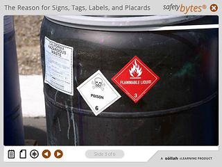 SafetyBytes® - Hazardous Material Labeling