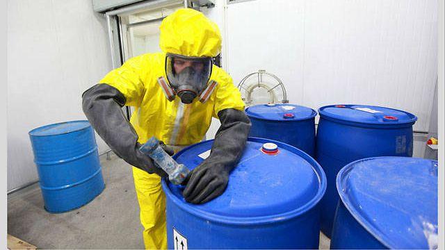 SafetyBytes® - Hazardous Waste Containers