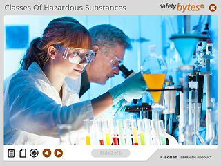 SafetyBytes® HazCom: How Hazardous Substances Effect The Body