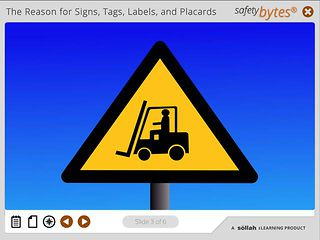 SafetyBytes® - Informational Signs