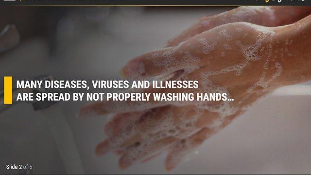 SafetyBytes® Keeping It Clean: Handwashing 101