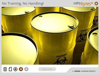 SafetyBytes® - Overview of Handling Hazardous Waste