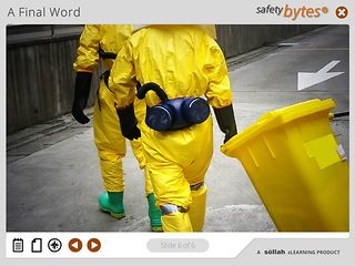 SafetyBytes® Physical Hazards - Protective Measures