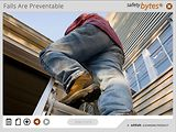 SafetyBytes® - Preventing Falls - Stairs, Ladders & Scaffolds