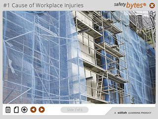 SafetyBytes® - Scaffold Safety