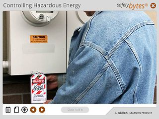 SafetyBytes® - Servicing Electrical Equipment