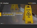 SafetyBytes® - Slippery When Wet