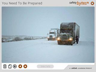 SafetyBytes® - Truck Tire Chaining - Chain Repair