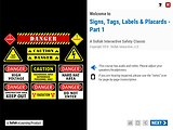 Signs, Tags, Labels & Placards™ - Part 1