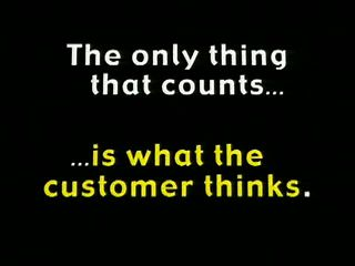 SMART-START™ Customer Service: Think Like a Customer
