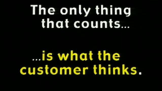 SMART-START™ Customer Service: Think Like a Customer