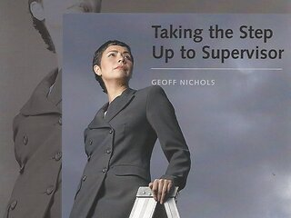 Taking the Step Up to Supervisor (How-To Book)