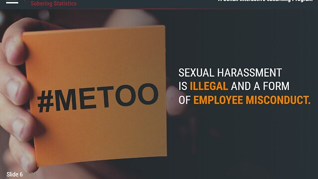 The Consequences of Sexual Harassment™ (CA Employees)