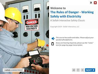 The Rules of Danger: Working Safely with Electricity™