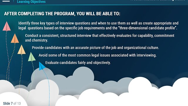 The Three-Dimensional Interview: Evaluating for Capability, Commitment & Chemistry™