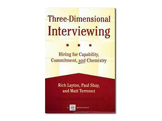 The Three-Dimensional Interview Handbook