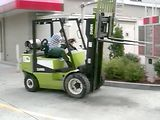 Think Forklift: Methods and Hazards of Operation™