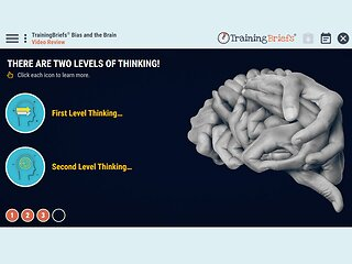 TrainingBriefs® Bias and the Brain