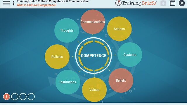 TrainingBriefs® Cultural Competence & Communication