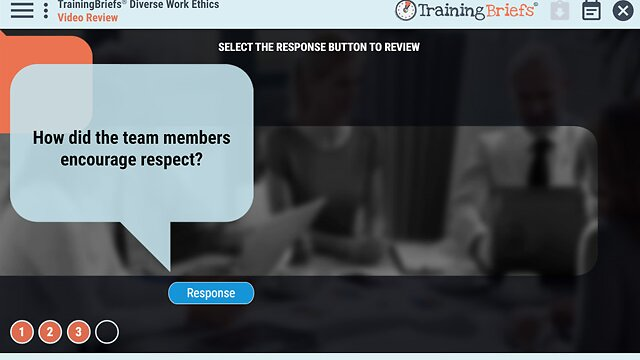 TrainingBriefs® Diverse Work Ethics