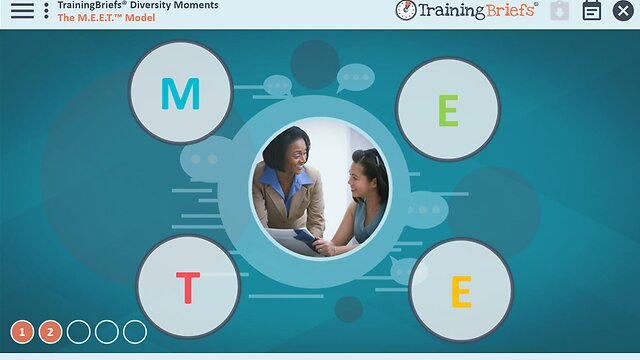 TrainingBriefs® Diversity Moments