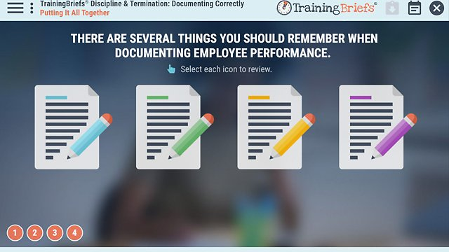 TrainingBriefs® Documenting Correctly