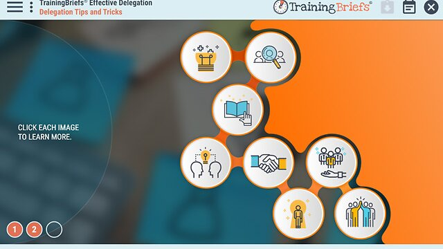 TrainingBriefs® Effective Delegation