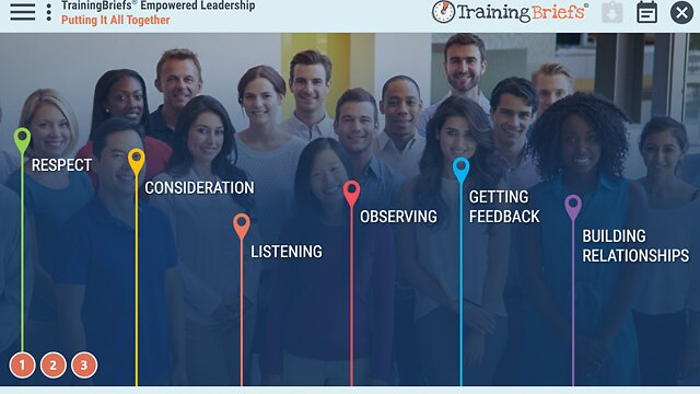 TrainingBriefs® Empowered Leadership