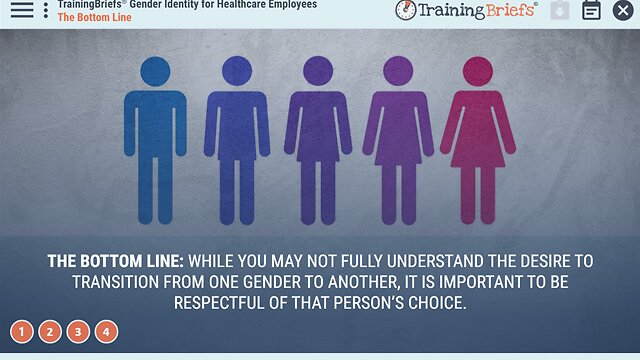 TrainingBriefs® Gender Identity for Healthcare Employees