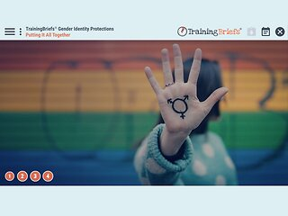 TrainingBriefs® Gender Identity Protections