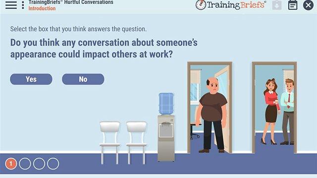 TrainingBriefs™ Hurtful Conversations