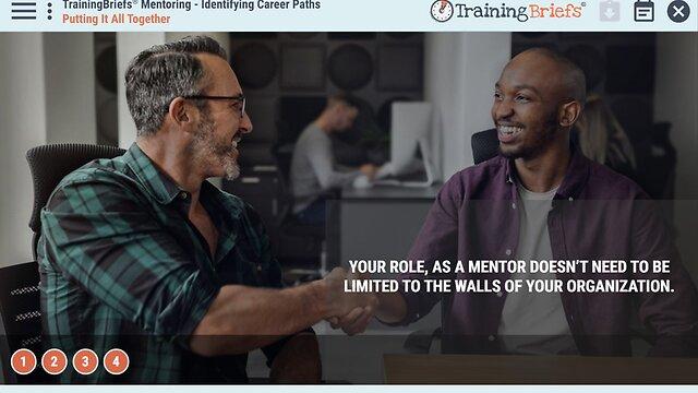 TrainingBriefs® Identifying Career Paths