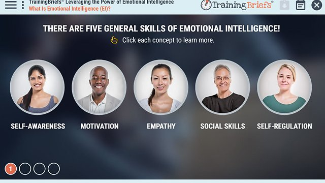 TrainingBriefs® Leveraging the Power of Emotional Intelligence