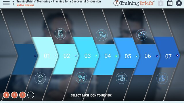 TrainingBriefs® Planning for a Successful Discussion