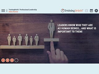 TrainingBriefs™ Professional Leadership