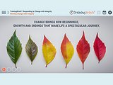TrainingBriefs® Responding to Change with Integrity