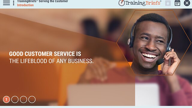 TrainingBriefs® Serving the Customer