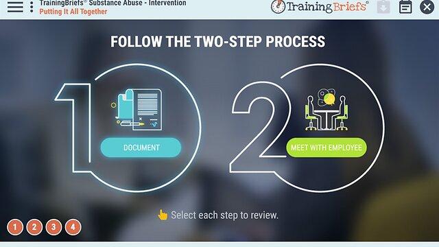 TrainingBriefs™ Substance Abuse - Intervention