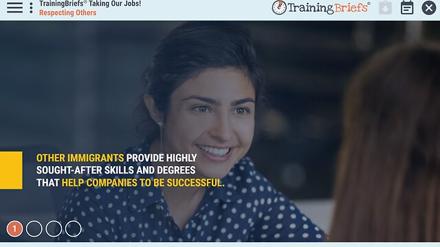 TrainingBriefs® Taking Our Jobs!