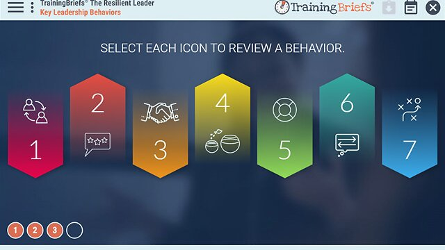 TrainingBriefs™ The Resilient Leader