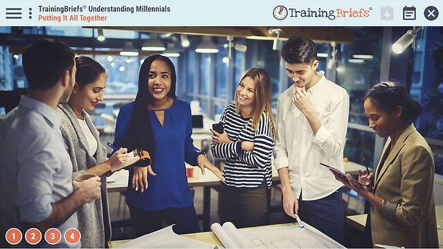 TrainingBriefs® Understanding Millennials