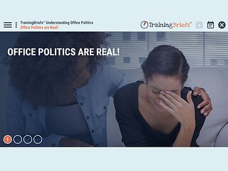 TrainingBriefs® Understanding Office Politics